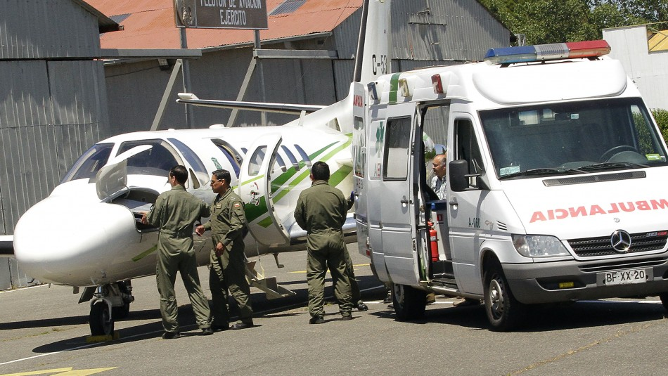 Carabineros reporta baleo a cabo segundo en ruta que une a Tirúa con Cañete