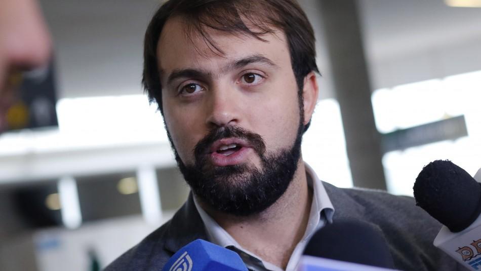 Sharp y otros 72 militantes renuncian a Convergencia Social tras acuerdo para nueva Constitución