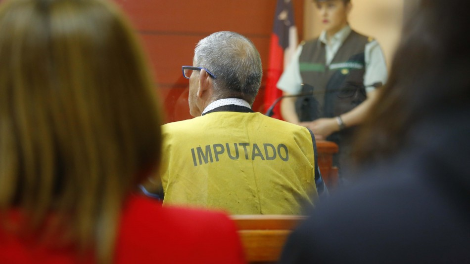Prisión preventiva para hombre de 61 años imputado por incendio en Gobernación de Concepción