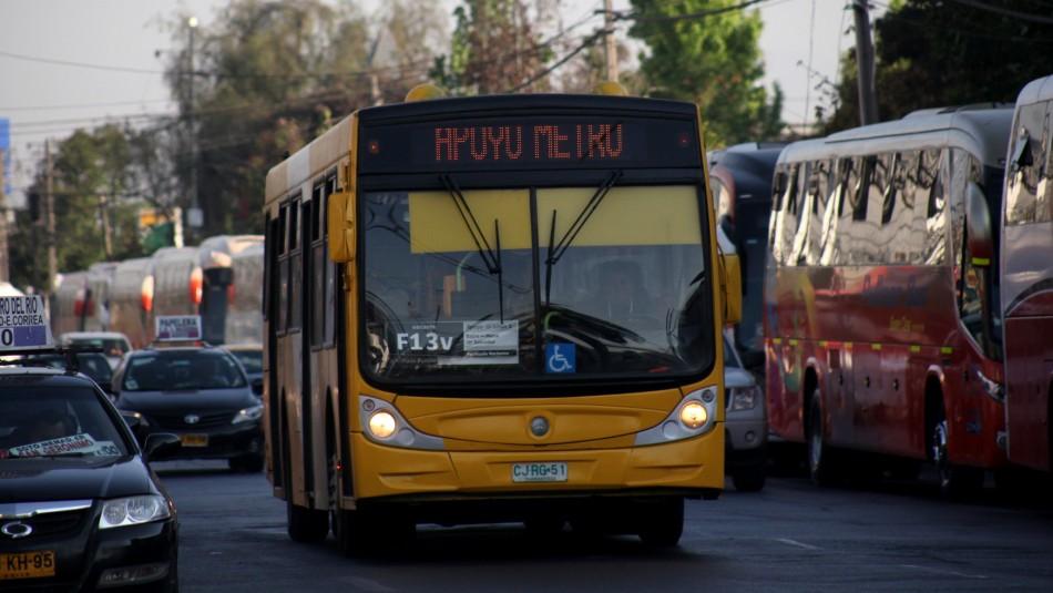 Revisa los horarios del transporte para este domingo 17 de noviembre