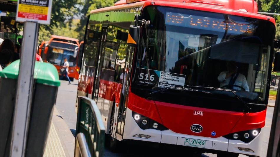 Revisa los horarios del transporte público para este lunes 18 de noviembre