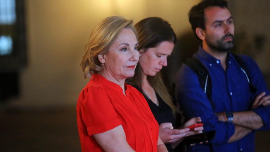 Cecilia Morel a Presidente Piñera en medio de crisis social: