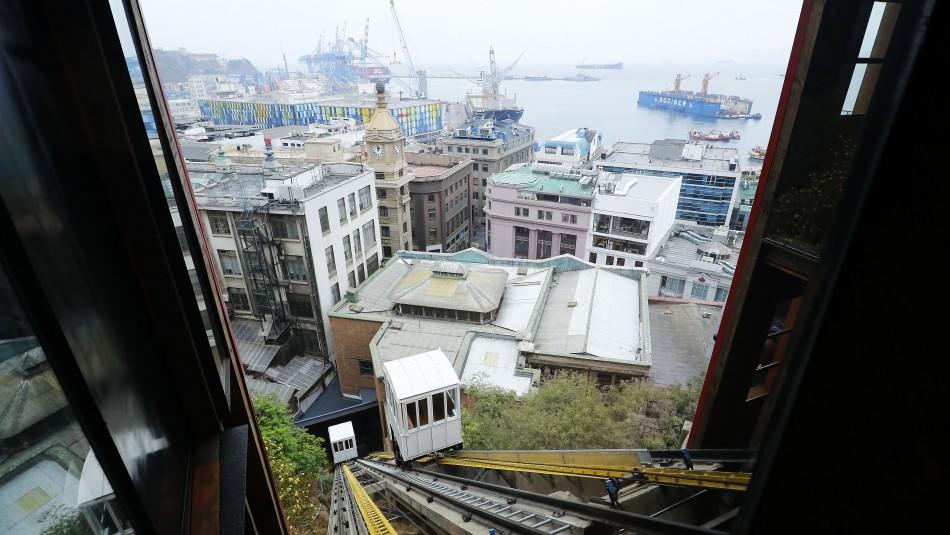 Valparaíso parcialmente nublado y con viento: Revisa el pronóstico del tiempo