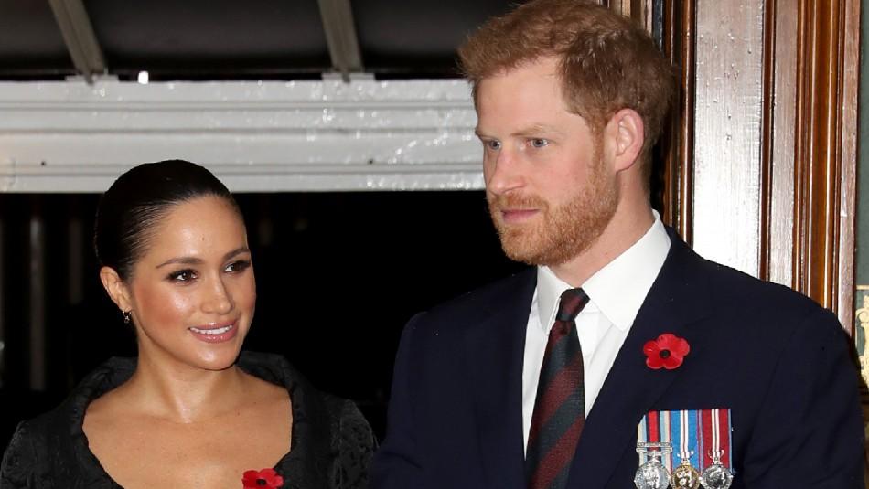 ¿Meghan Markle y el Príncipe Harry están esperando a su segundo hijo?
