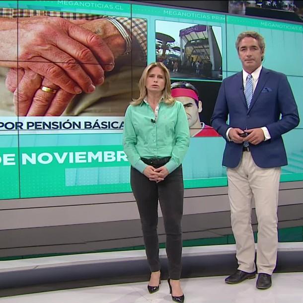 Meganoticias Prime - Lunes 18 de noviembre 2019