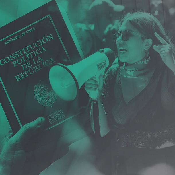 Abogada por mujeres en nueva Constitución:
