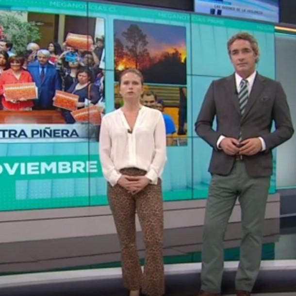 Meganoticias Prime - Martes 19 de noviembre 2019