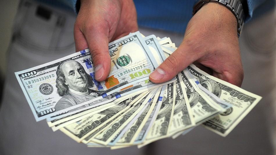 Dólar cierra con alza de $12 este martes 19 de noviembre