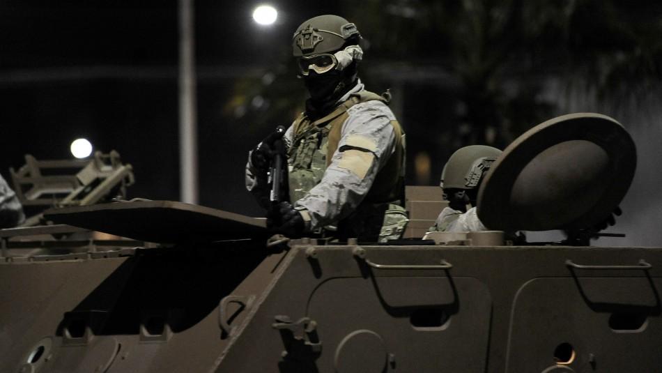 Declaran ilegal toque de queda decretado en Coquimbo y La Serena