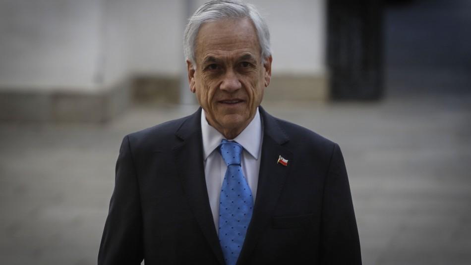 Estos son los parlamentarios que firmaron acusación constitucional contra Piñera