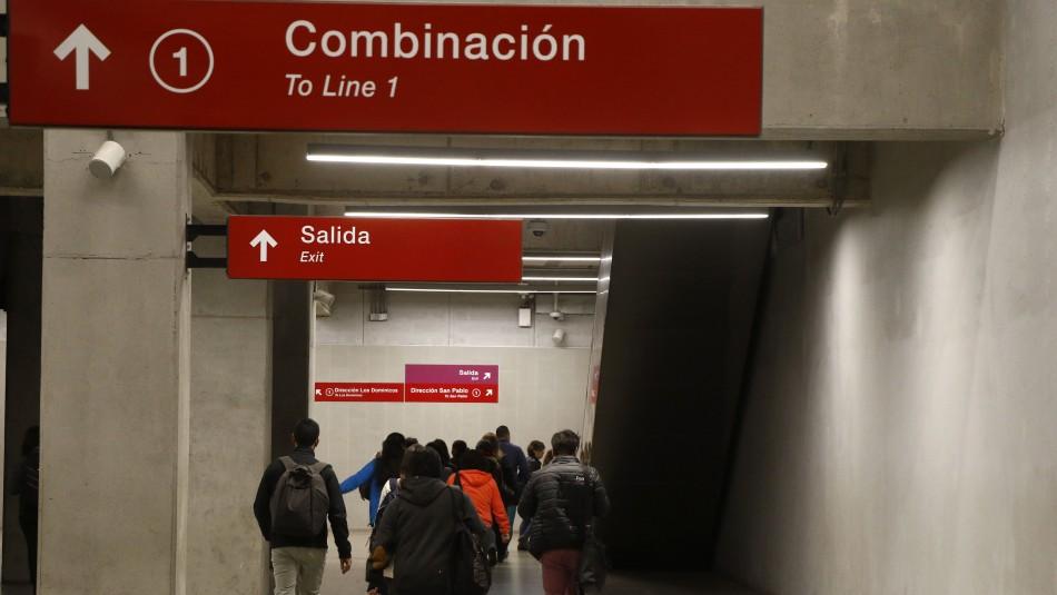 Sindicatos de Metro acusan a la empresa de quitarles beneficios para pagar reconstrucción