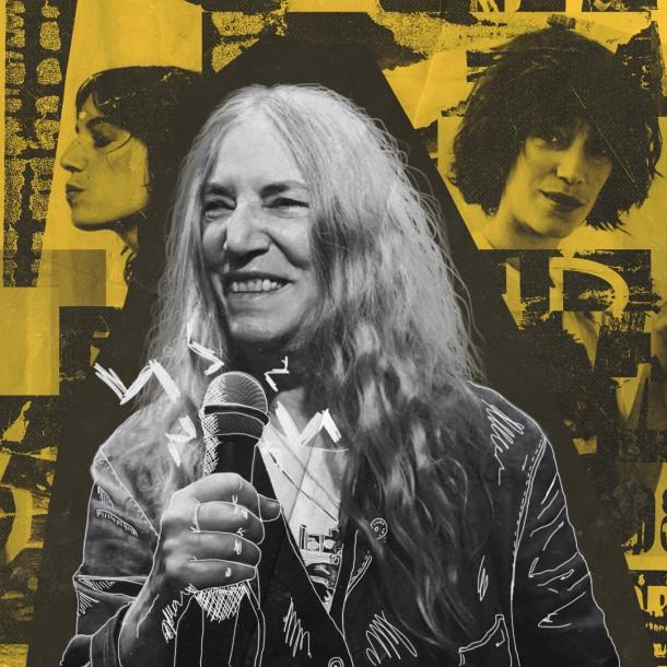 Patti Smith en Chile: devuélveme tu mundo