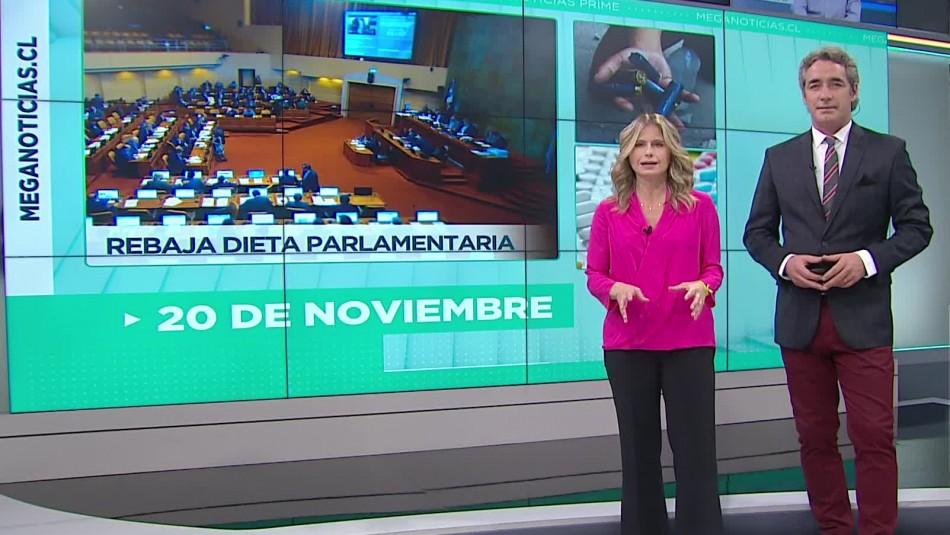 Meganoticias Prime - Miércoles 20 de noviembre 2019