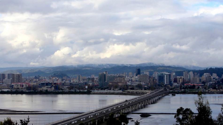 Concepción variando entre sol y nubes: Revisa el pronóstico del tiempo