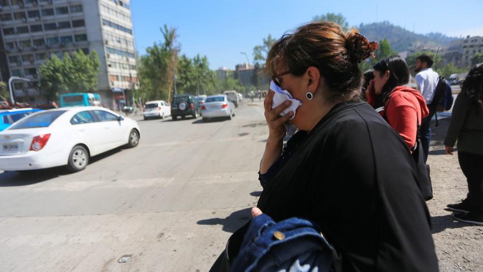 Prevén aumento de enfermedades respiratorias en vecinos que viven en la llamada