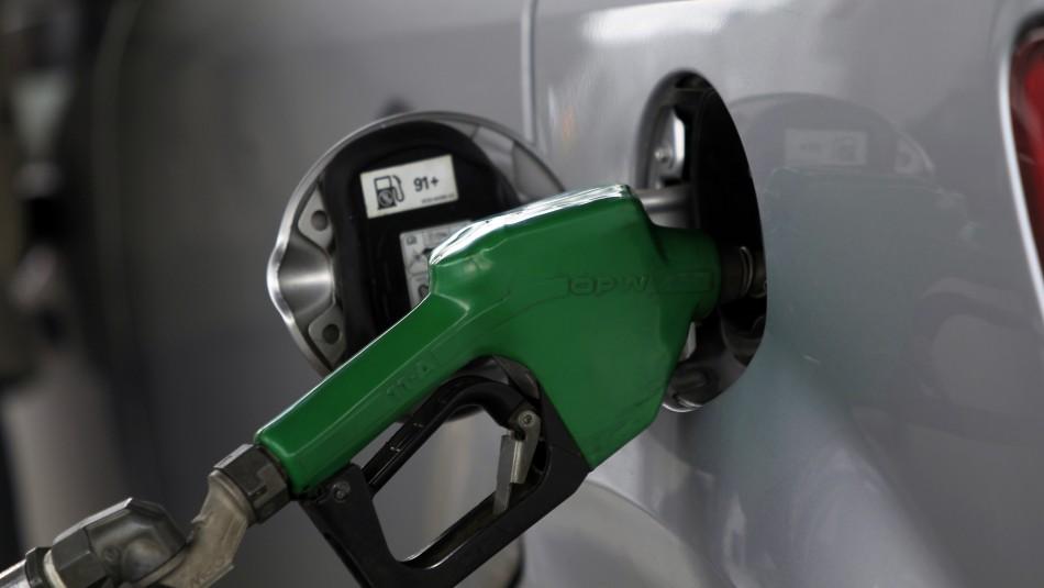 Este jueves subirán las bencinas tras cuatro semanas de estabilidad