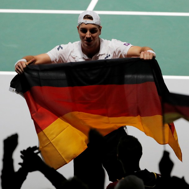 Copa Davis: Alemania vence en su serie a Argentina y le metió presión a Chile