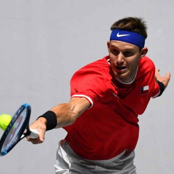 Chile busca conseguir su primer triunfo en la nueva Copa Davis: Mira horarios de partidos ante Alemania