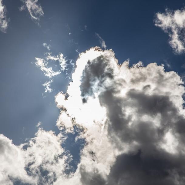 Santiago parcialmente soleado: Revisa el pronóstico del tiempo
