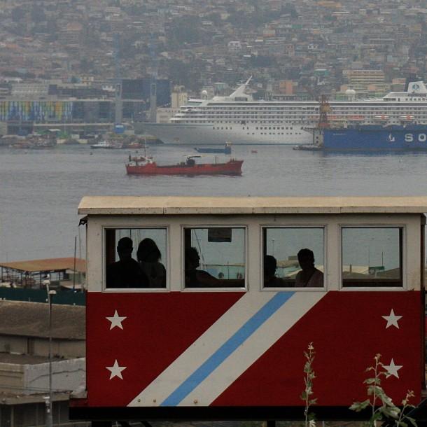 Valparaíso con nubosidad parcial y viento: Revisa el pronóstico del tiempo