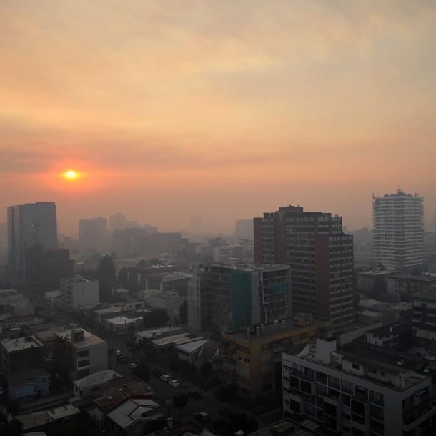 Concepción principalmente soleado: Revisa el pronóstico del tiempo