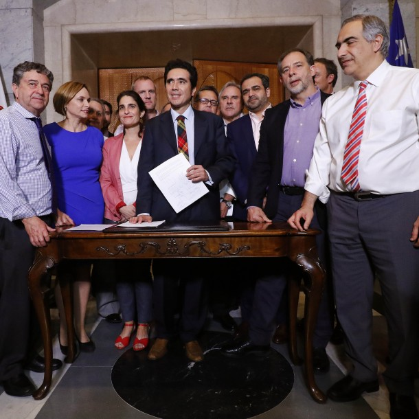 Los acuerdos alcanzados entre Gobierno y oposición