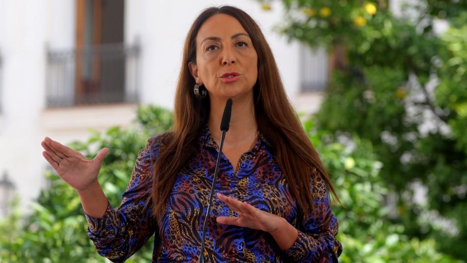 Cecilia Pérez denuncia a la Conmebol.