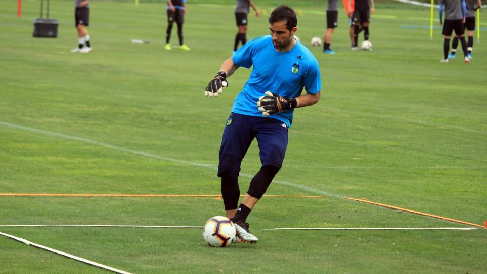 Claudio Bravo en la mira de la MLS.
