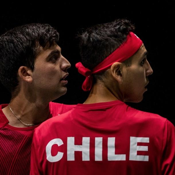 Chile dice adiós a Copa Davis: Ca en dobles ante Alemania con gran actuación de dupla Tabilo-Barrios