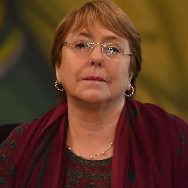 Bachelet por uso de perdigones: