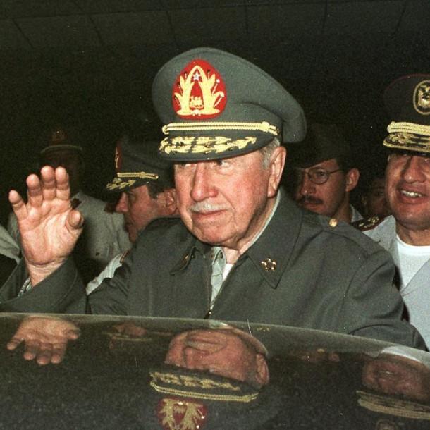 Asamblea Legislativa de Sao Paulo homenajeará a Augusto Pinochet