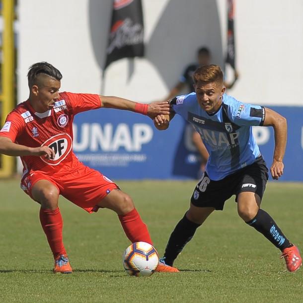 Sigue el partido Unión La Calera vs. Iquique por el Torneo Nacional: En vivo y formaciones