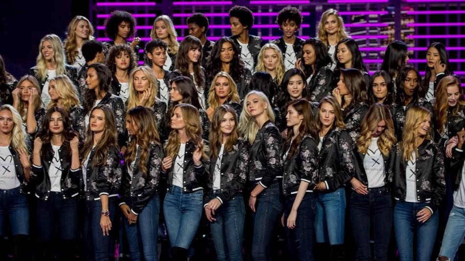 Victoria's Secret suspendió su emblemático desfile de lencería