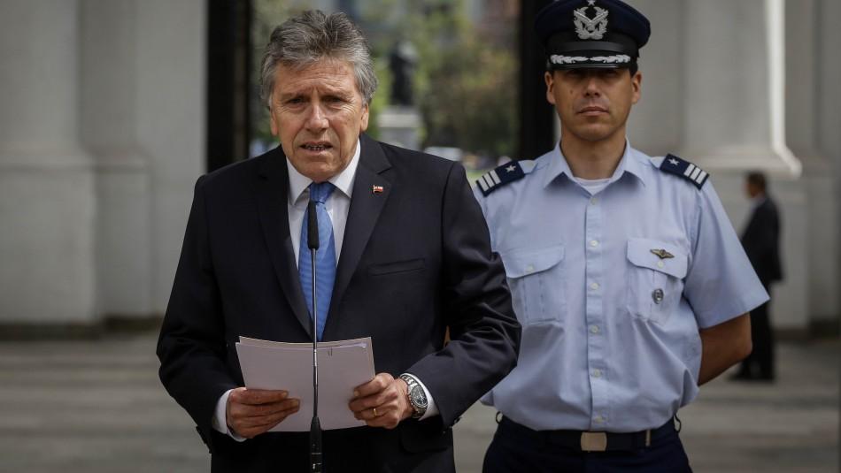 Espina califica de falso y gravísimo contenido de informe de Amnistía Internacional