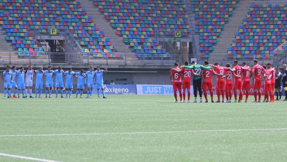 Minuto de silencio y ojos tapados: Las manifestaciones de los jugadores en el regreso del Torneo