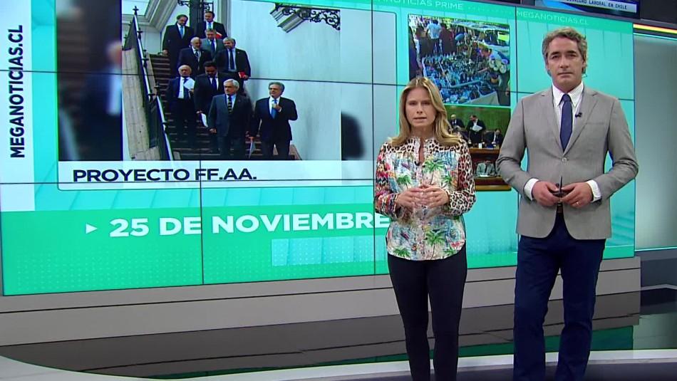 Meganoticias Prime - Lunes 25 de noviembre 2019