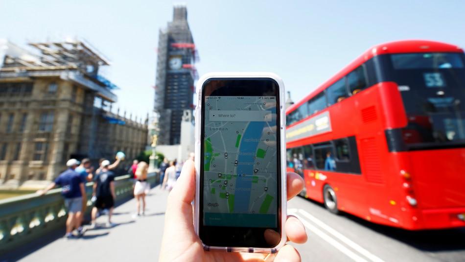 Uber pierde licencia para operar en Londres tras fallos de seguridad