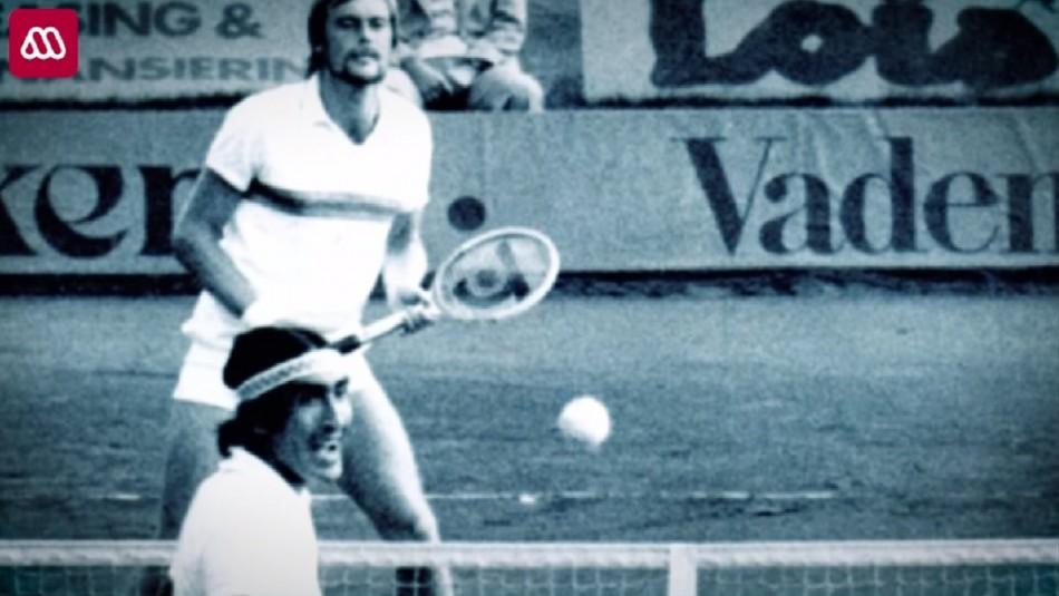 Amenazas de muerte, boicot y hasta un terremoto: Historias del match Chile-Suecia en Copa Davis