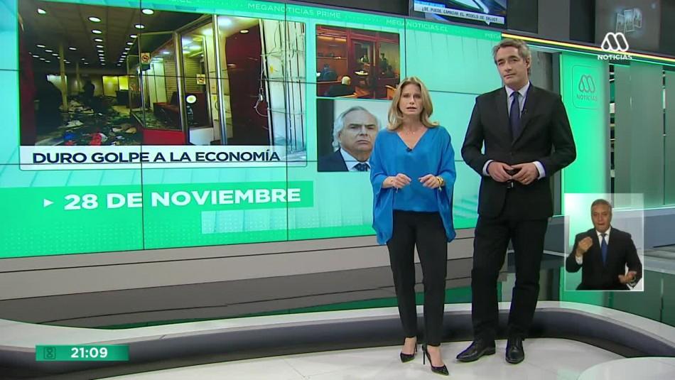 Meganoticias Prime - Jueves 28 de noviembre 2019