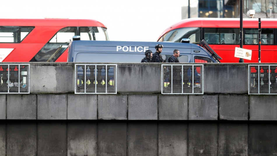 Ataque con arma blanca en London Bridge: Policía confirma que abatió a sospechoso