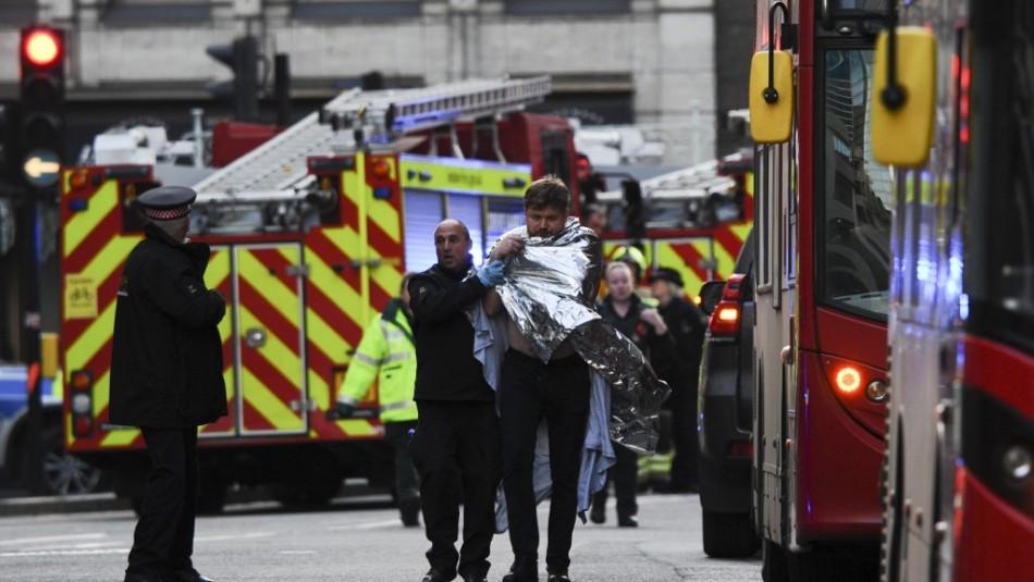 Autor de ataque en Londres era un exprisionero condenado por terrorismo