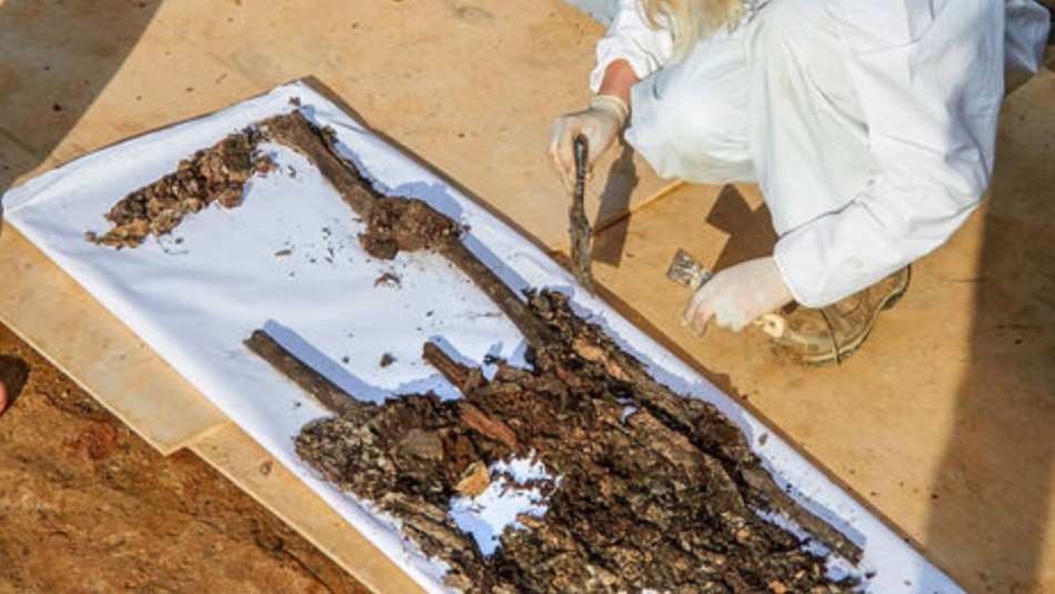 Encuentran restos perdidos de un general de Napoleón