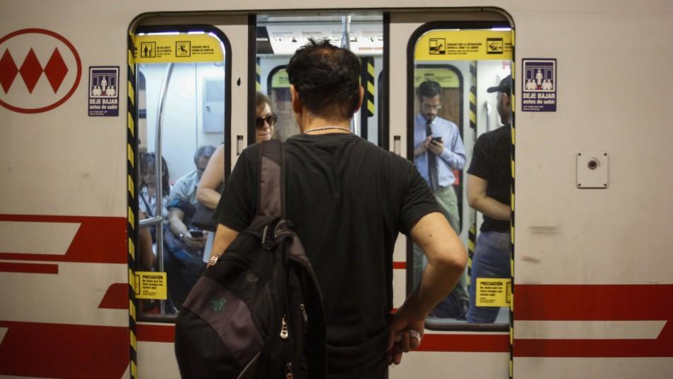 Metro de Santiago: Conoce las estaciones cerradas temporalmente este lunes 2 de diciembre