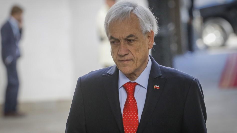 Piñera por accidente en Taltal:
