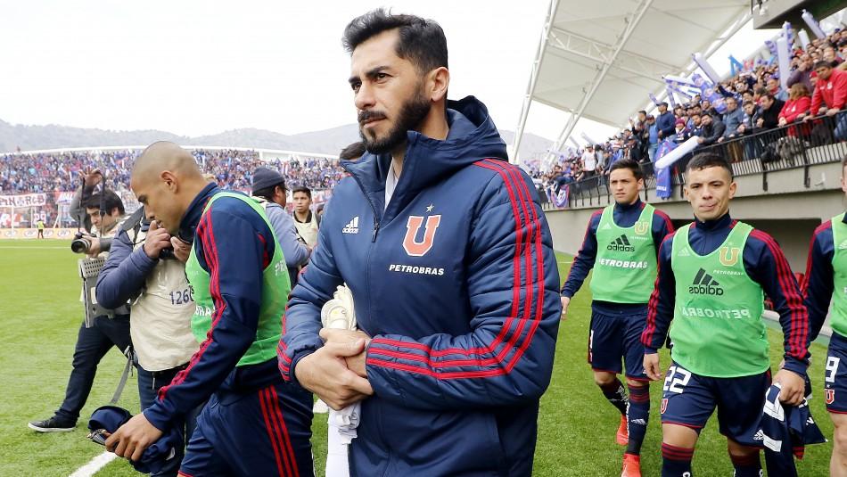 La U se despide de Herrera y lamenta que su salida