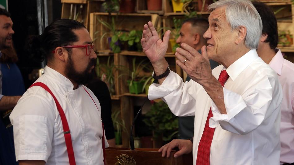 Chef José Luis Calfucura: