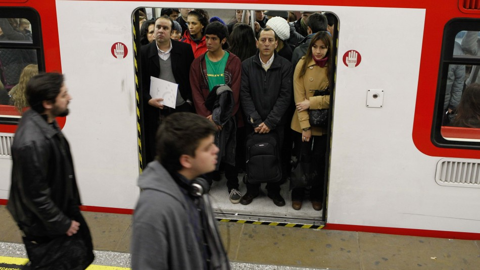 Metro de Santiago: Conoce cuáles son las estaciones cerradas de manera temporal este martes