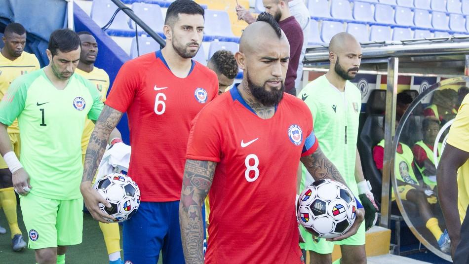 Ya se vive el sorteo de la Copa América 2020.