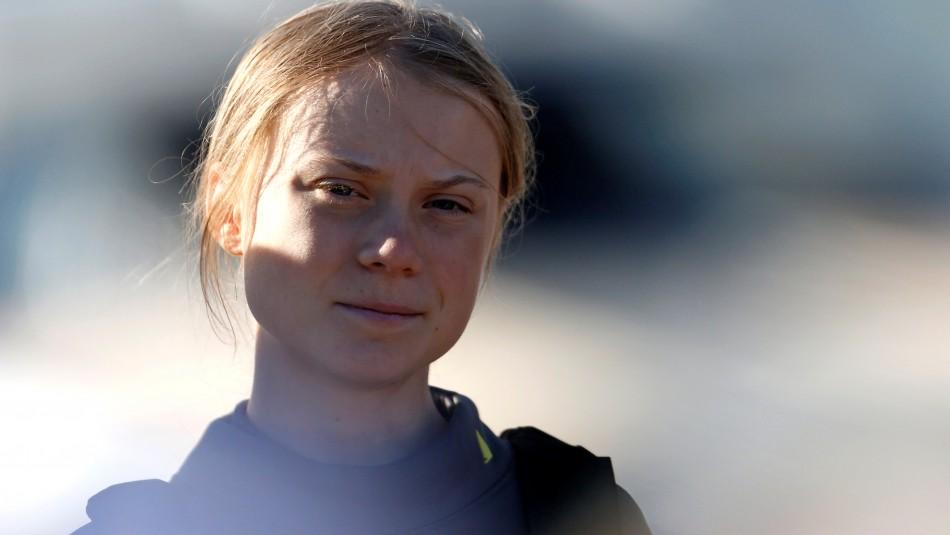 COP25: Critican a Greta Thunberg por viaje a Madrid en tren contaminante