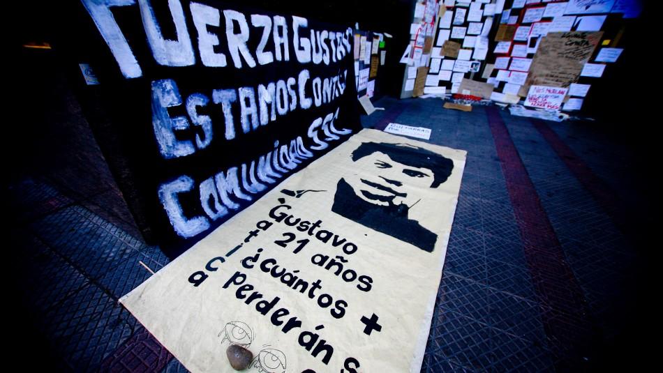 Hermano de Gustavo Gatica pide seguir movilizados:
